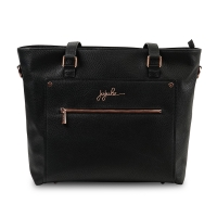 Ju-Ju-Be Everyday Tote, Noir (Rose Gold)