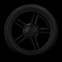 JOOLZ Geo1 Hinterräder-Set (2 Stk.), Schwarz