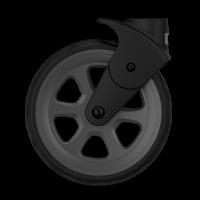 JOOLZ Geo2 Vorderrad Schwenkräder-Set (2 Stk.), Shady Grey