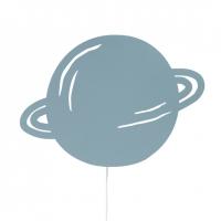 Ferm Living Wandlampe Planete, Dusty Blau