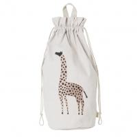 Ferm Living Safari Aufbewahrungstasche, Giraffe