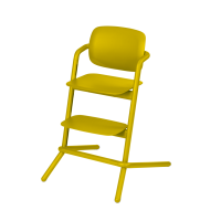 Cybex LEMO Hochstuhl Alu/Kunststoff, Canary Yellow 2019