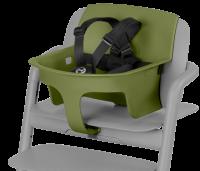 Cybex LEMO Baby Set inkl. Sicherheitsgurte, Outback Green 2019
