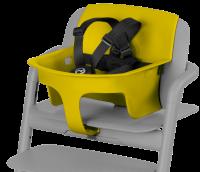 Cybex LEMO Baby Set inkl. Sicherheitsgurte, Canary Yellow 2019
