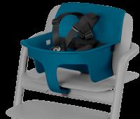 Cybex LEMO Baby Set inkl. Sicherheitsgurte, Twilight Blue 2019