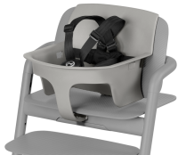 Cybex LEMO Baby Set inkl. Sicherheitsgurte, Storm Grey 2019