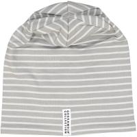 Geggamoja Mütze, Grau Melange