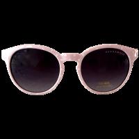 Geggamoja Sonnenbrille 1-6 Jahre, Rosa/ weisse Punkte