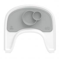 STOKKE Tripp Trapp Silikon-Tischset für Tray, Gray