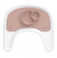 STOKKE Tripp Trapp Silikon-Tischset für Tray, Pink