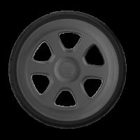 JOOLZ Geo2 Hinterräder-Set (2 Stk.), Shady Grey