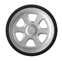 JOOLZ Geo2 Hinterräder-Set (2 Stk.), Silber
