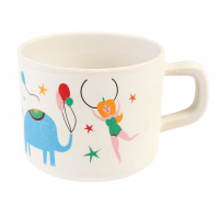 Rex London Bambus Tasse, Small Big Top Circus