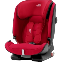 Britax Römer Advansafix IV R, Fire Red 2019