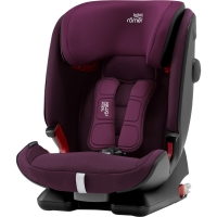 Britax Römer Advansafix IV R, Burgundy Red 2020