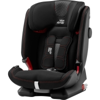 Britax Römer Advansafix IV R, Cool Flow Black 2020