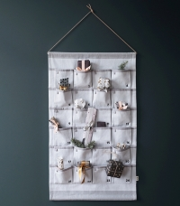 Ferm Living Adventskalender - Grau