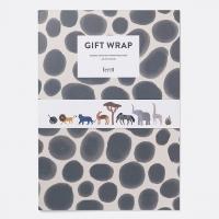 Ferm Living Geschenkpapier Buch Kids