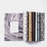 Ferm Living Geschenkpapier Buch