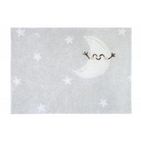 Lorena Canals Kinderteppich Mr. Wonderful - Happy Moon 120 x 160 cm