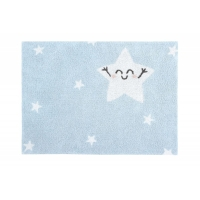 Lorena Canals Kinderteppich Mr. Wonderful - Happy Star 120 x 160 cm