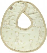 Småfolk Lätzchen Sophie la girafe beige