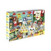Petit Monkey Puzzle Supermarkt, 48 Teile