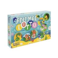 Petit Monkey Tier Loto Spiel
