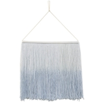Lorena Canals Wall Hanging Tie-Dye Soft Blue