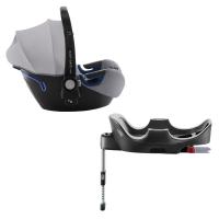 Britax Römer Baby-Safe 2 i-Size inkl. Flex-Base, Grey Marble 2020