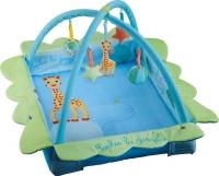 Sophie la giraffe Krabbeldecke/ Nestchen mit Spielbogen