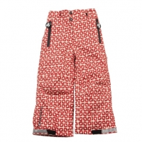 Ducksday Baby Schneehose, Funky Red