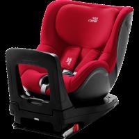 Britax Römer Dualfix i-Size, Fire Red 2020