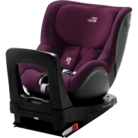 Britax Römer Swingfix i-Size, Burgundy Red 2019
