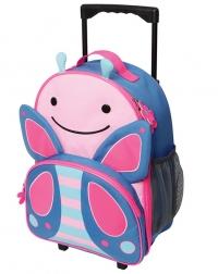 Skip Hop Reisekoffer für Kinder, Schmetterling