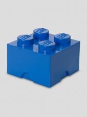 LEGO Storage Brick 4, Aufbewahrungsbox, blau