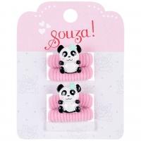 Souza for Kids Haargummi Panda, 2 Stück