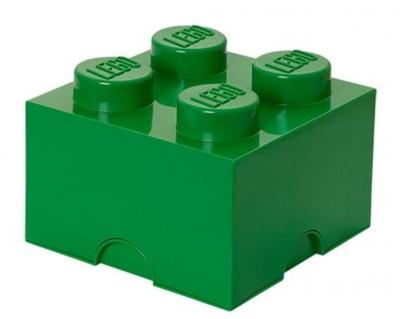 LEGO Brick 4 Aufbewahrungsbox, grün