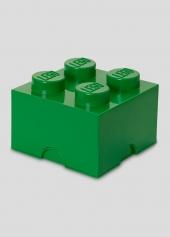 LEGO Brick 4 Storage, Aufbewahrungsbox, grün