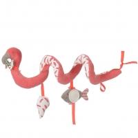 Kikadu Spielspirale Flamingo