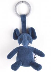 NatureZoo of Denmark Kinderwagen-Spielzeug, Elefant
