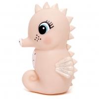 Petit Monkey Nachtlicht Seepferdchen, rosa