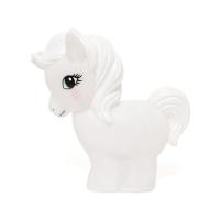 Petit Monkey Nachtlicht Pony, weiss