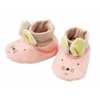Moulin Roty Babyschühchen 0-6 Monate, Maus