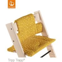 STOKKE Tripp Trapp Zubehör - Kissen, Ocker Bee
