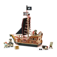 Vilac Piratenschiff