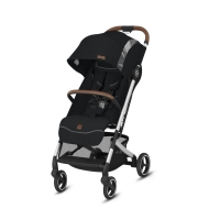 gb Goodbaby Qbit+ All City Fashion Edition, Velvet Black 2019