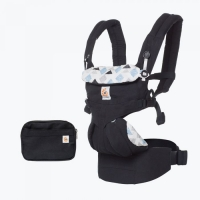 Ergobaby Omni 360-Babytrage, Triple Triangles