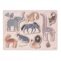 Ferm Living Safari Puzzle
