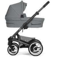 Mutsy Nio Kinderwagen, Inspire Light Shade 2019 (Gestell: dunkelgrau)